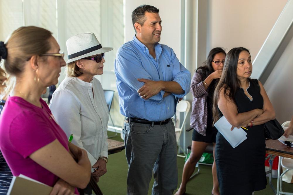 Felipe Fuentes at #SustainableSaturday