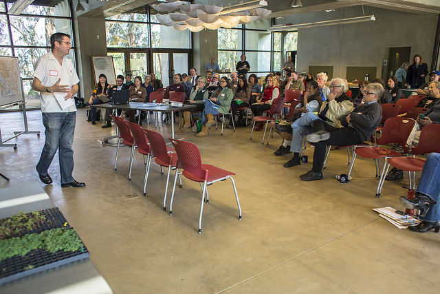 TreePeople hosts first meeting of LA's Neighborhood Council Sustainability Alliance
