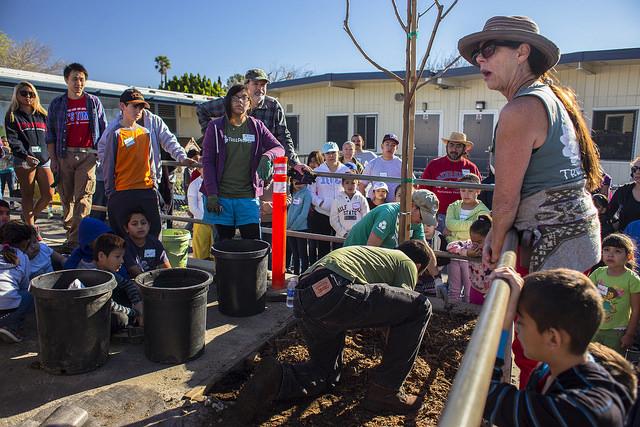 TreePeople El Dorado Elementary Schooll