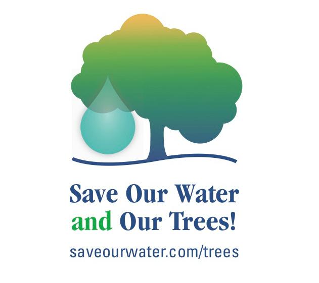 SaveOurWaterAndOurTrees logo