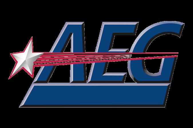AEG Corporate Brand Logo