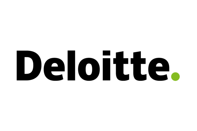 Deloitte. Brand Logo