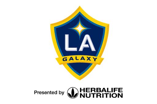 LA Galaxy Presented by Herbalife Brand Logo