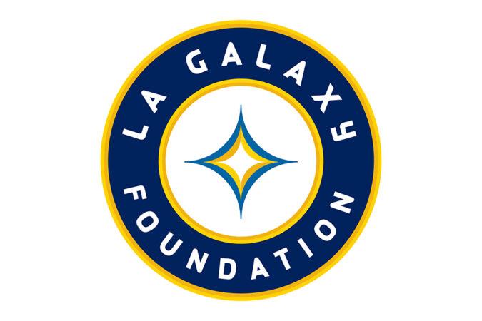 LA Galaxy Foundation Brand Logo