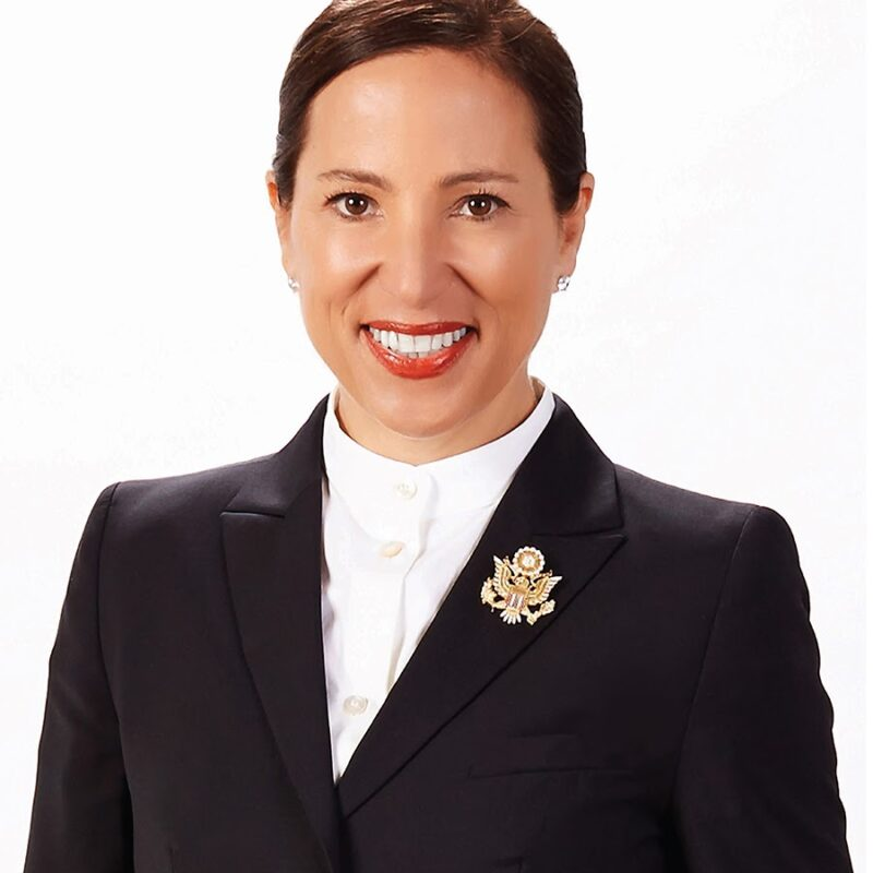 Ambassador Eleni Kounalakis (RET.)